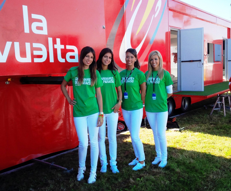 Vuelta Ciclista - GUARDIANES DEL PARAISO
