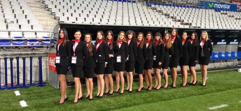 Partido Selección Española en Oviedo